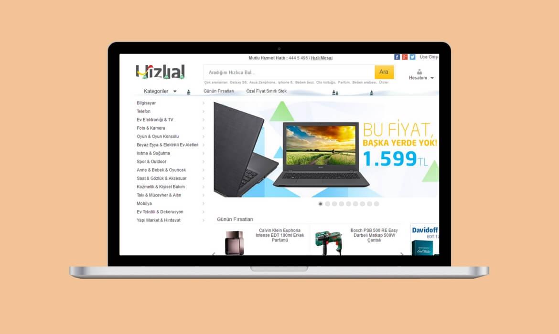Hizlial.com by AjansAD Dijital Pazarlama - Google iş ortağı