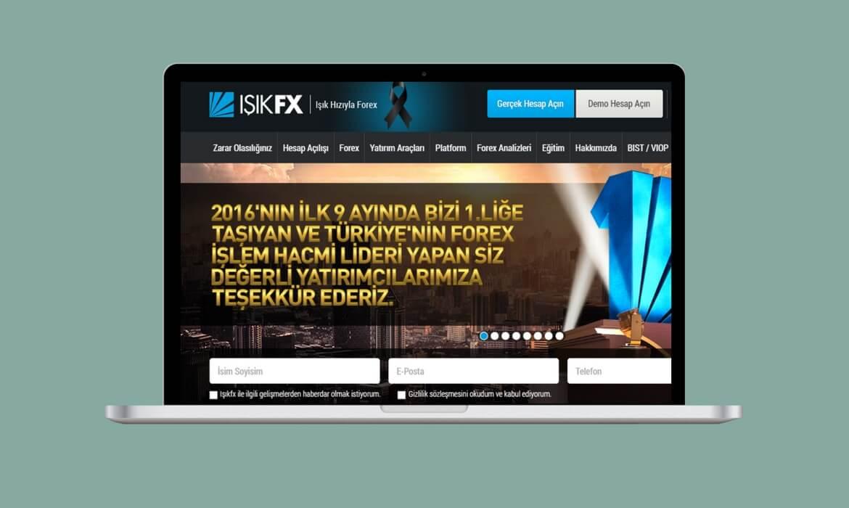 IsikFX by AjansAD Dijital Pazarlama - Google iş ortağı